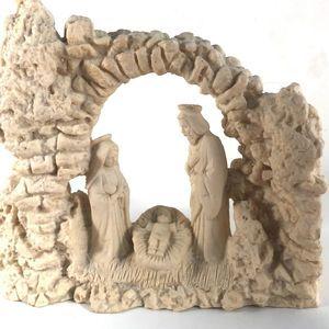Nativity Scene Christmas Statue Holiday Decor